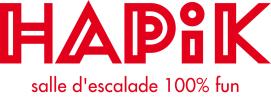 logo salle d'escalade 100% fun